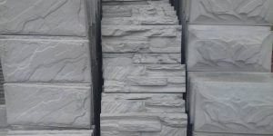 Chakwal Stone Grey Wall Cladding Tiles in Lahore