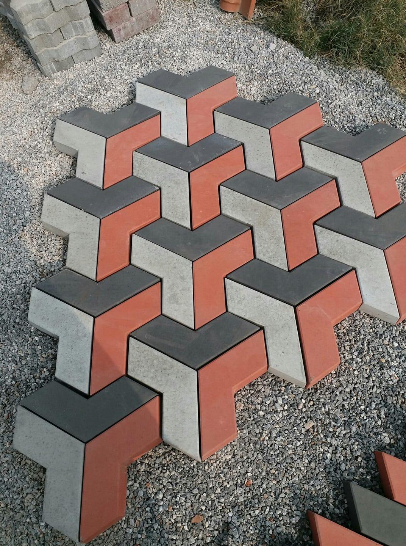Pak Clay 3d design tuff tiles price in gujranwala