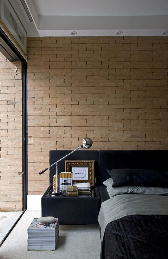 Pak Clay Tiles Karachi interior with natural brick accent walls tiles images