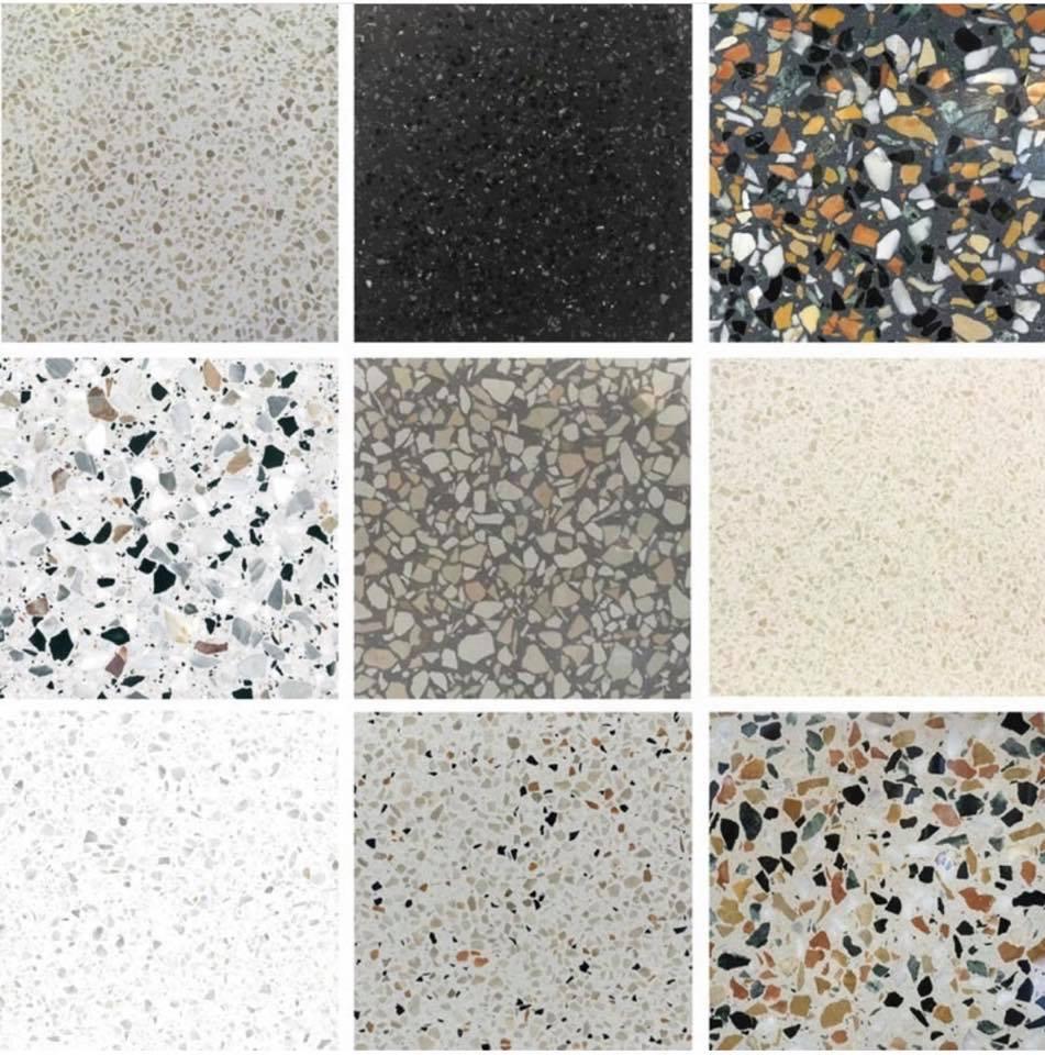 Terrazzo Floor Tiles in Pakistan Concrete Tiles Lahore