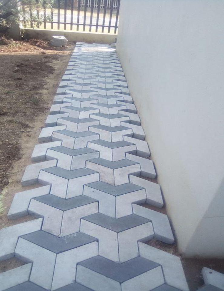 home outdoor side walkway pavers floor tiles images