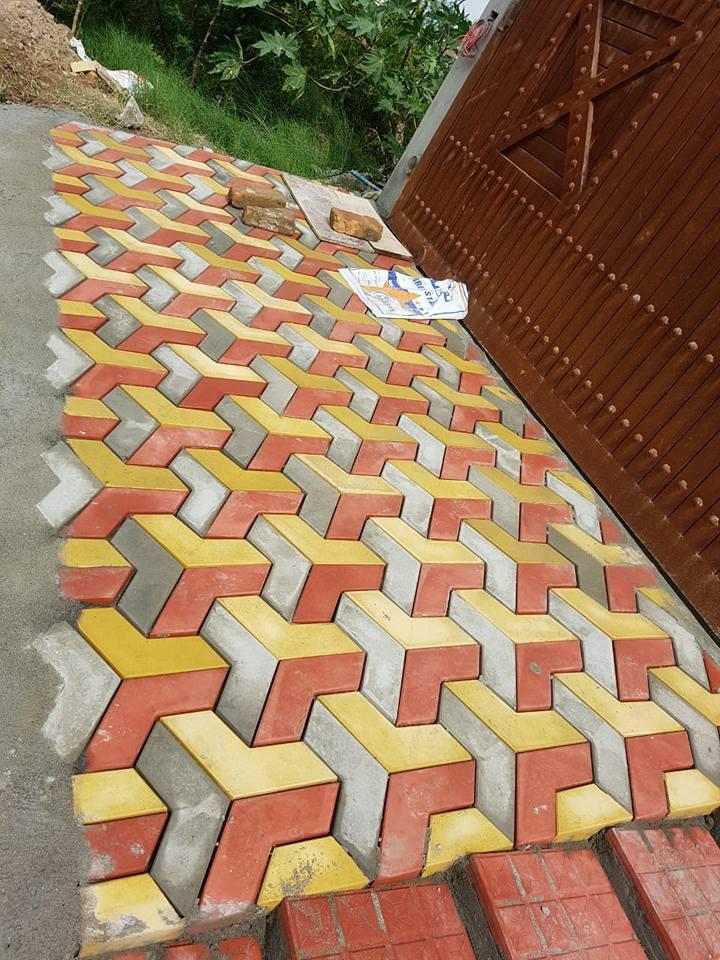 outdoor driveway paving tiles textures pakistan