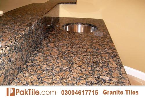 Baltic Brown Granite Kitchen Countertops Cost Granite Tiles Price in Pakistan