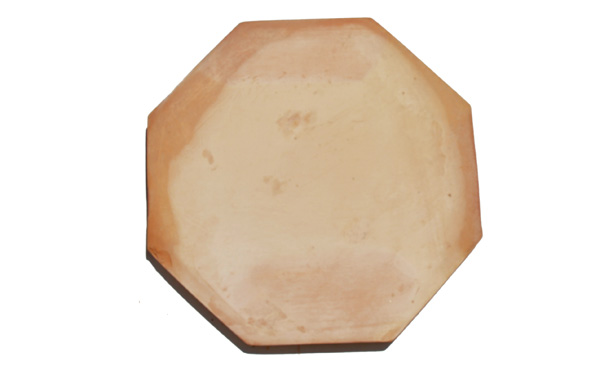 Natural Clay Tiles Industry Octagon Brick Flooring Tile in Rawalpindi