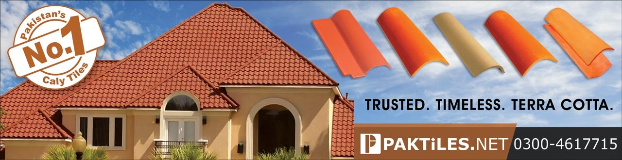 Natural Khaprail Tile Roofing Services Islamabad Pakistan