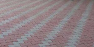 Outdoor Floor Tiles Concrete Pavers Pakistan