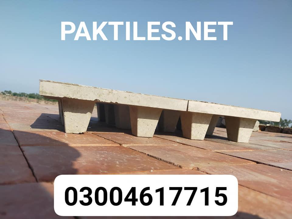 Pak Clay Roof Heat Proofing Tiles in Pakistan