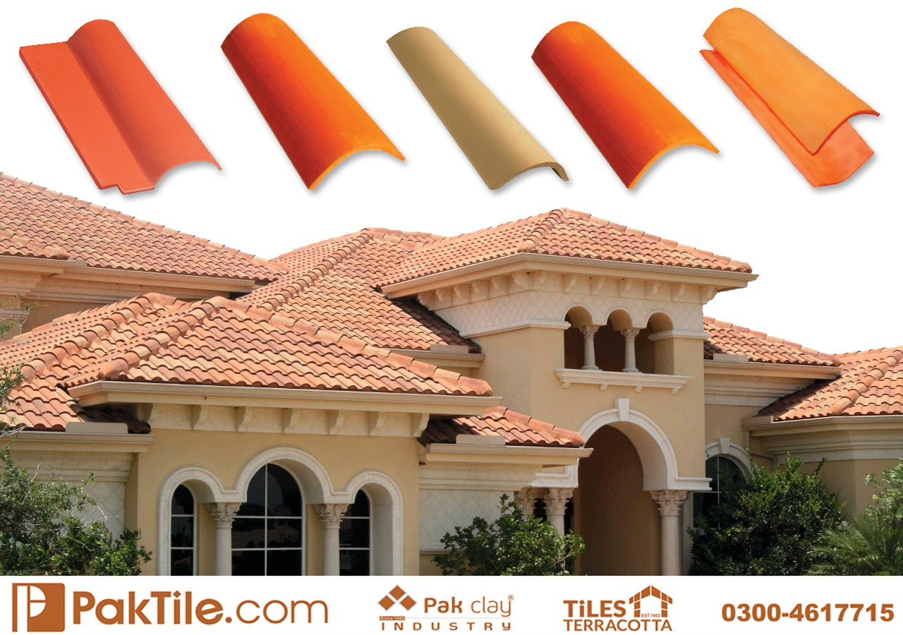 Roof Tiles to Reduce Heat
