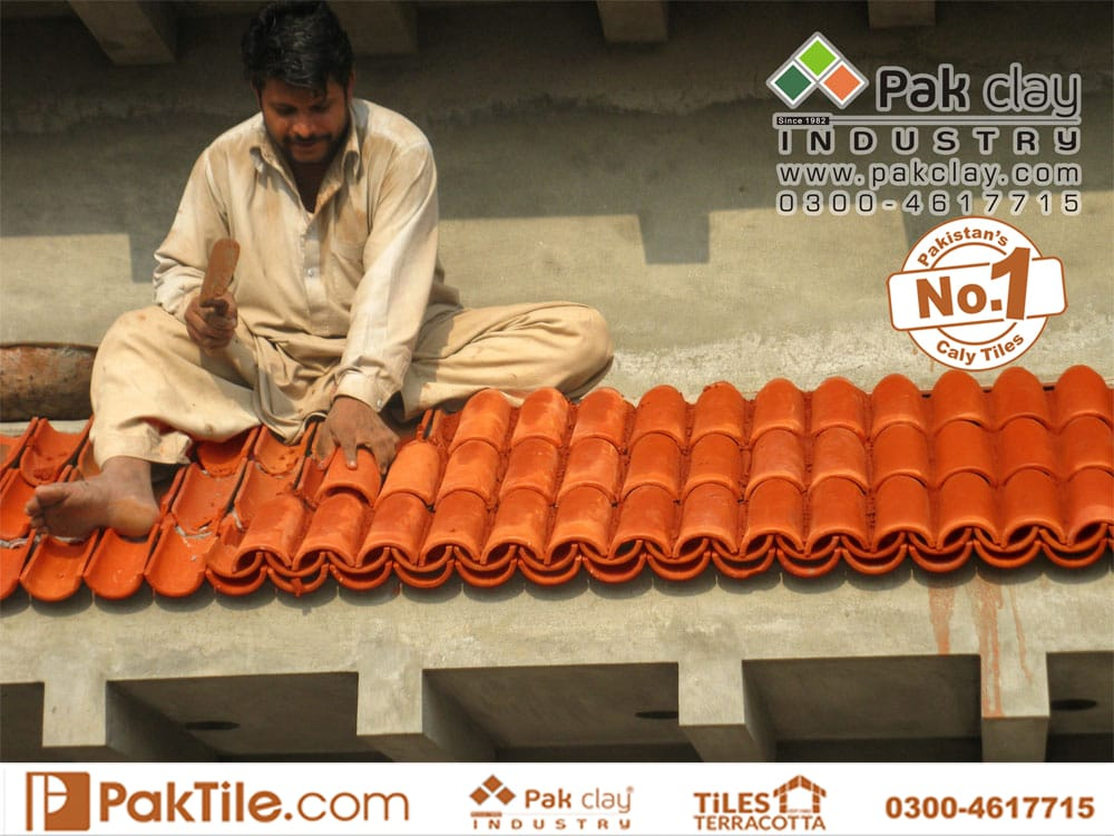 Roofing Services Islamabad Natural Clay Tiles Industry in Pakistan Images