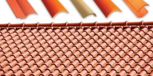 Ceramic Roof Tiles Natural Khaprail Tiles