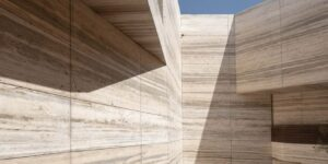 Pak Clay Home Front Elevation Exterior Travertine Marble Wall Tiles Prices in Lahore Pakistan