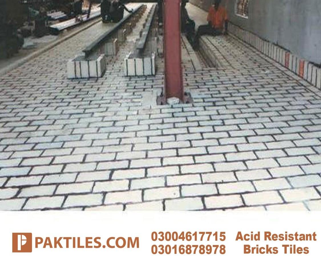 Acid resistant bricks chemical composition