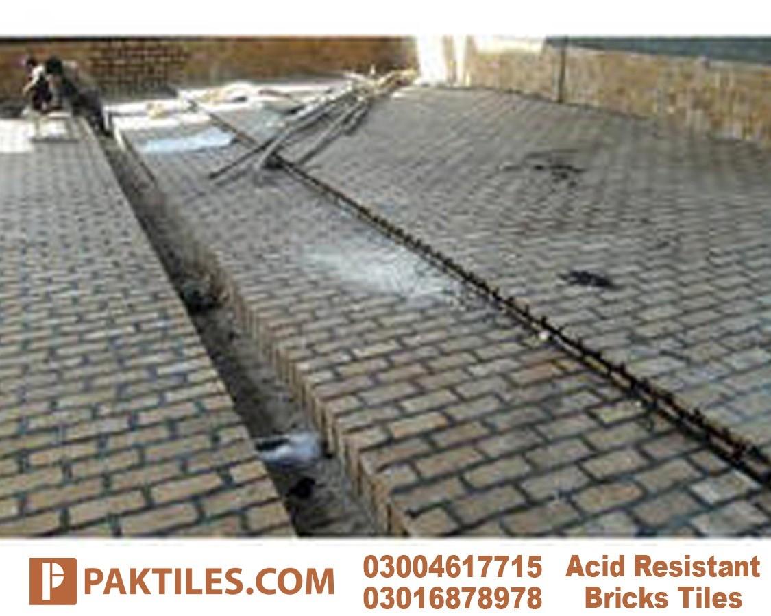 Acid proof brick properties floor tiles