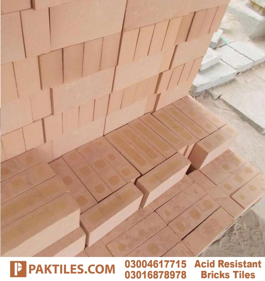 acid-resistant tiles design