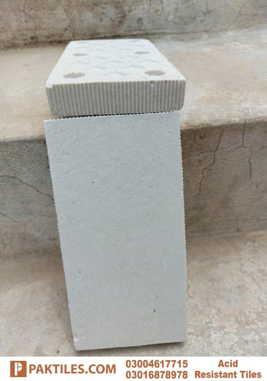 acid resistant tiles size
