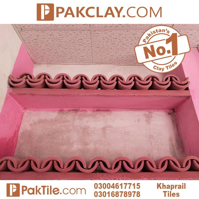 Glazed Khaprail Tiles in Lahore