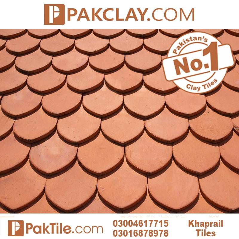 House Khaprail Roof Tiles Design