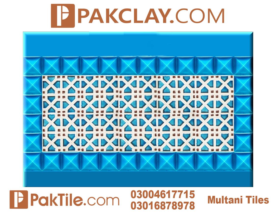 Pak Clay Multani Tiles and Naqashi