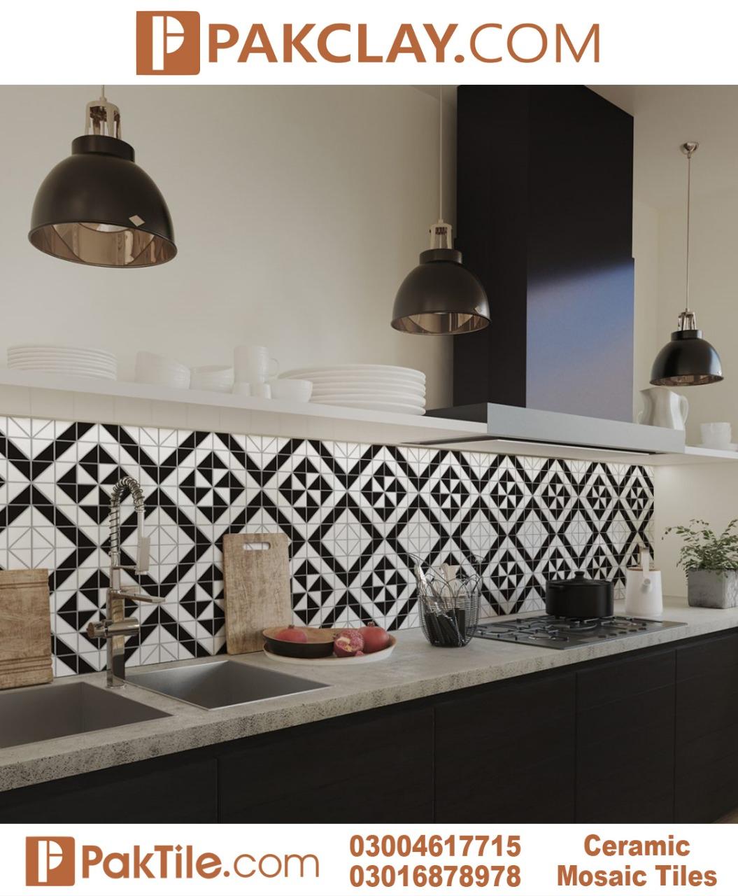 Pak Clay Kitchen Tiles Design Pakistan