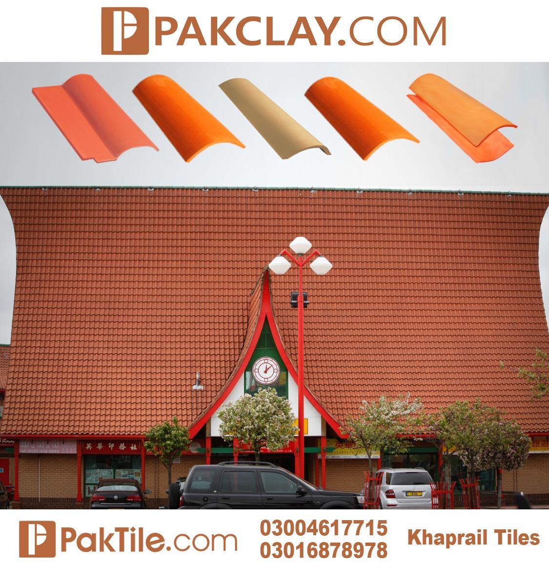 Pak Clay Rate of Khaprail Tiles Company Near Me