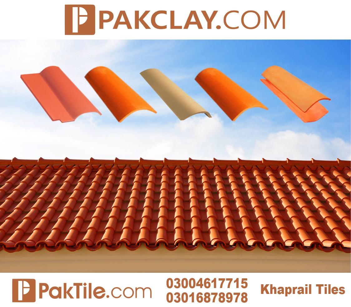 Pak Clay Roof Khaprail Tiles Company in Gujranwala