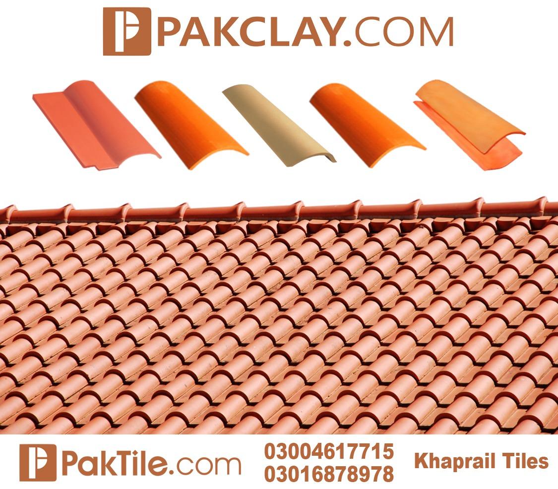 Pak Clay Roof Khaprail Tiles Company in Pakistan